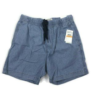 Original Penguin Mens Shorts Drawstring Zip Pocket